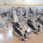 Wellness and Fitness Center at Mercy Regional Medical Center Apr. 7.  Steve Manheim
