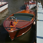 A 17-foot Chris Craft. Moes Marine Service, Vermilion Boat Club and the city of Vermilion hosted the North Coast Ohio Chapter of the Antique & Classic Boat Society annual season kick-off ren …
