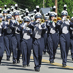 Lorain Titan Marching band in the Cinco de Mayo Parade May 5.  Steve Manheim