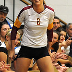 Whitney Craigo of Avon Lake wins 2012 Miss Volleyball award on Nov. 14.  Steve Manheim
