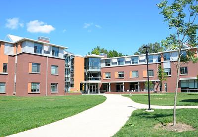 Green bulding award /  Kahn Hall Oberlin College