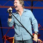 Craig Morgan performs at the Lorain County Fair Aug. 24.  Steve Manheim