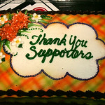 Issue 8 Cakes of Hope at La Sala in Lorain.    photo by Chuck Humel