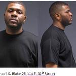 Michael S. Blake, 26, of 114 E. 31st St., Lorain.