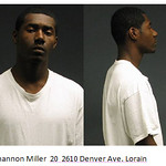 Bohannon Miller, 20, of 2610 Denver Ave., Lorain.