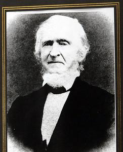 Rev. John Monteith, original owner