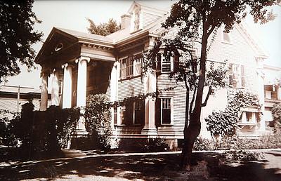 Monteith Hall circa 1900