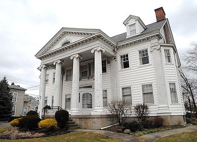 Monteith Hall on Feb. 24.   Steve Manheim