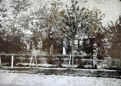 Monteith Hall circa 1840