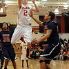 Oberlin at Elyria basketball :