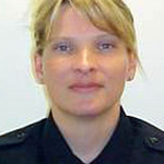 Lakewood Police Officer Tina Griswold, 40, one of four police officers fatally shot at a coffee store in Parkland, Wash., Sunday, Nov. 29, 2009. (AP Photo/City of Lakewood)