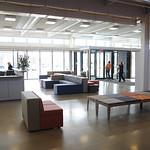 Main lobby at Ridge Campus of LCCC on jan. 18.  Steve Manheim