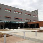 Main entrance to Ridge Campus of LCCC on Jan. 18.  Steve Manheim