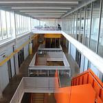 View from third floor of Ridge Campus of LCCC on Jan. 18.  Steve Manheim