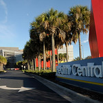 Health Central Hospital, where authorities said PGA golfer Tiger Woods was taken after his car accident, is seen in Orlando, Fla., Friday, Nov. 27, 2009. (AP Photo/Phelan M. Ebenhack)