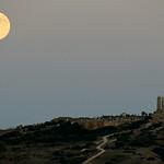 Greece Super Moon