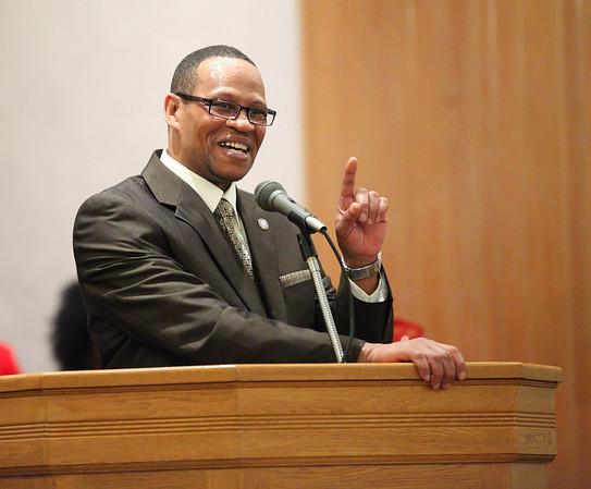 Lorain NAACP annual MLK Observation