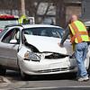 Oberlin car crash :