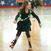 Skating on St. Patrick's Day :