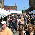 The Lorain Brew Fest was held on Aug. 23 off 7th Street and Broadway in Lorain and was soon packed with hundreds of patrons. Ten Ohio craft brewers were featured during the festival, serving …