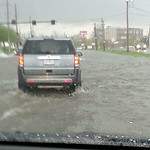 West River Road near Midway Mall