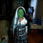 Sienna age 7 monster high doll.