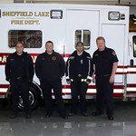 """I am most thankful for the new ambulance Sheffield Lake Fire Fighters IAFF L-2355 received thanks to Chief Card and Congresswomen Marcy Kaptur."" – Rosa Garcia-Gee"