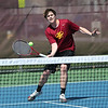 High School Boys Tennis : 7 galleries with 43 photos