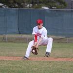 Elyria shortstop Zach Minney fields an infield hit. CHRISTY LEGEZA/CHRONICLE