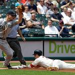 Mariners Indians Baseball