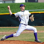 Vermilion Garrett Koutsopoulos pitches May 20.  Steve Manheim