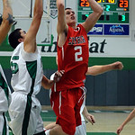 Elyria Kody Bender puts up shot over Mayfield Alex LoPiccolo Dec. 13  Steve Manheim