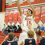 Elyria Jarred Schultz shot over Valley Forge 11 Robert Schmidt and 3 Jason Torres Dec. 18.   Steve manheim