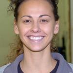 Lake Ridge coach Lisa (Verhoff) Medvetz.
