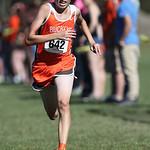12Oct13_Vincent King of Buckeye places 13th at the PAC championship. photo by Ray Riedel