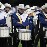 13SEP13_Pre-game band performance at North Ridgeville High School. photo by Ray Riedel