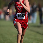 12Oct13_Leslie Peterson of Firelands places 11th at the PAC championship. photo by Ray Riedel