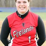 Firelands High School softball pitcher Samantha Dostall. (CT photo by Anna Norris.)