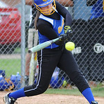 Clearview's Sarah Kaya bats against Firelands. KRISTIN BAUER | CHRONICLE