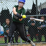 Westlake's Rachel May bats against Vermilion. KRISTIN BAUER | CHRONICLE