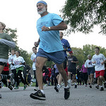 The Apple Festival 5K run.