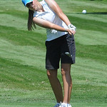 Anna Schatschneider of Avon in Ohio Girls Golf Foundation Open at Avon Oaks Country Club July 15.  Steve Manheim