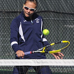 Emily Witt of Magnificat and Grafton resident,  Division I district tournament at Oberlin College Oct. 10.  Steve Manheim