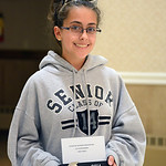 Emily Kreig is a 2014 Elyria USC Bowling Association Scholarship recipient.  KRISTIN BAUER | CHRONICLE