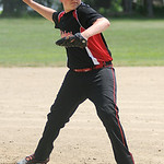 Elyria pitcher Seth Weber pitches against Vermilion. KRISTIN BAUER | CHRONICLE