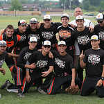 The Sheffield Venom won the Hot Stove Class EE state championship Sunday in Alliance. RAY RIEDEL/CHRONICLE