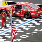 APTOPIX NASCAR Sonoma Auto Racing