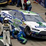 NASCAR Talladega Auto Racing
