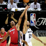 APTOPIX NBA Finals Heat Spurs Basketball