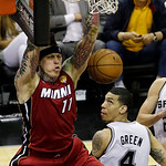 NBA Finals Heat Spurs Basketball